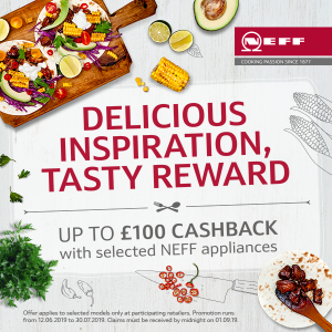 Neff £100 Cashback
